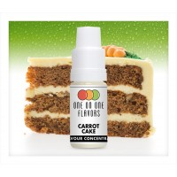 ooo Carrot cake concentrate 10ml