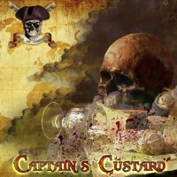 Captains Custard 50ml Zero Nicotine