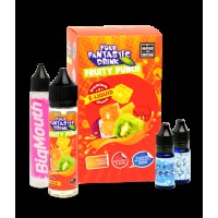 "FRUITY PUNCH Shake ""N"" Vape Shortfill 50 ML"